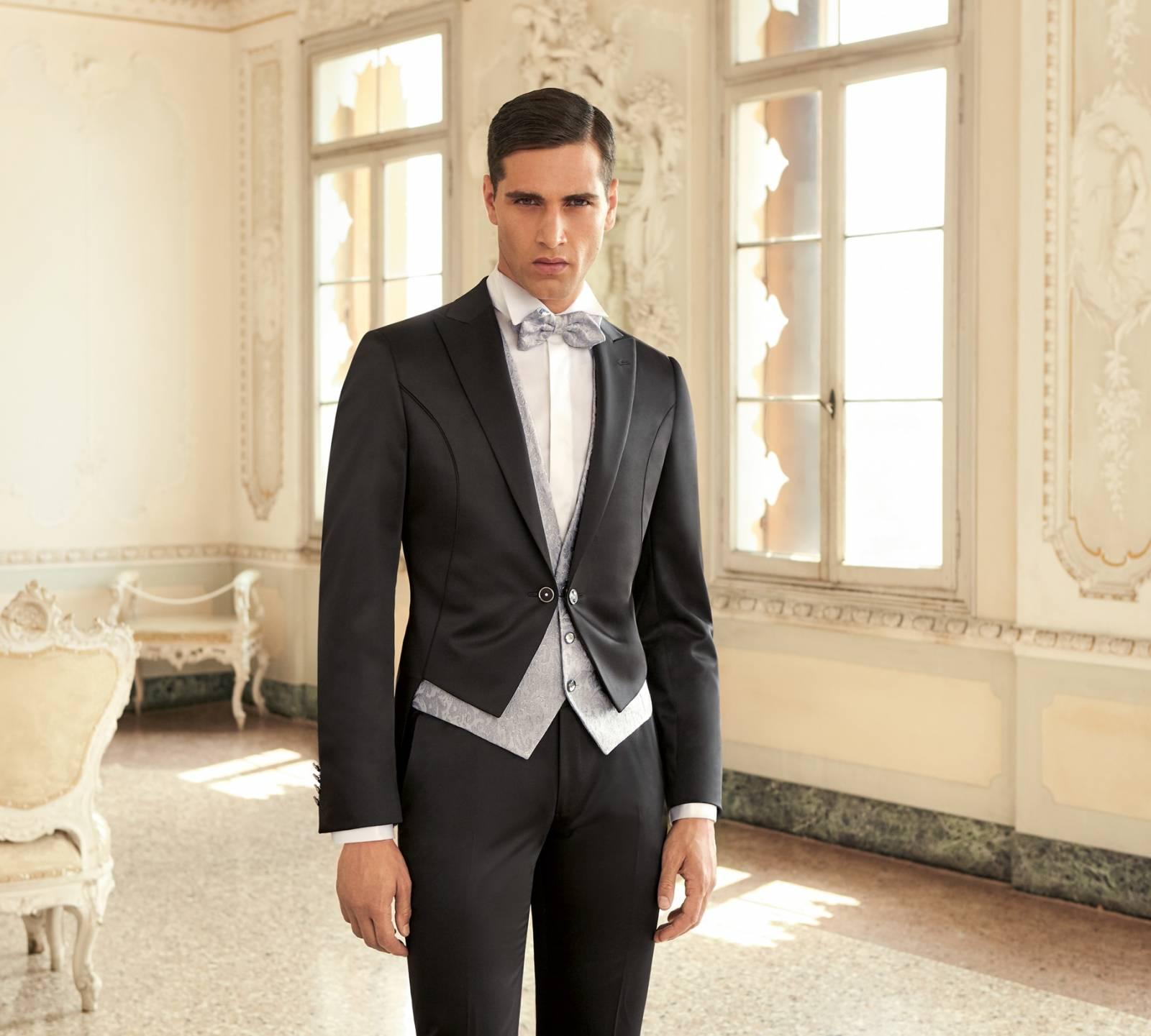 Spencer ou queue de pie pour votre mariage sur Marseille. - Espace ... c7c7ff84853