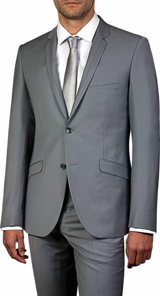 Le costume du marié deux pièces en tissu extensible et pure laine ... 8629c01e99f